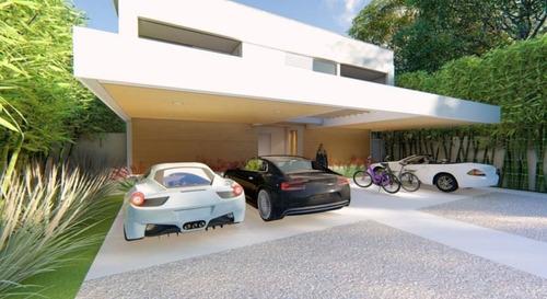 Imagem 1 de 8 de Casa Com 4 Dormitórios À Venda, 395 M² Por R$ 2.950.000,00 - Alphaville Granja Viana - Carapicuíba/sp - Ca2386