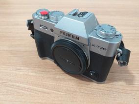 Fuji Xt-20 - Completo - 05 Meses De Uso