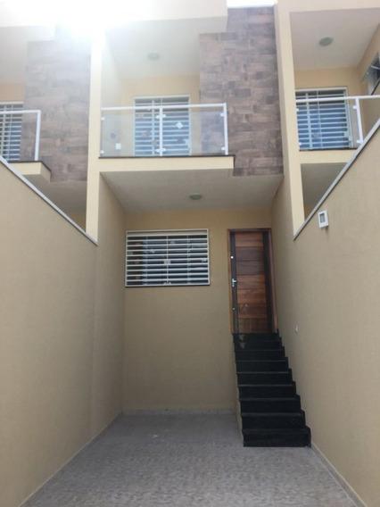 Casa Em Vila Ivone, São Paulo/sp De 90m² 3 Quartos À Venda Por R$ 550.000,00 - Ca85713
