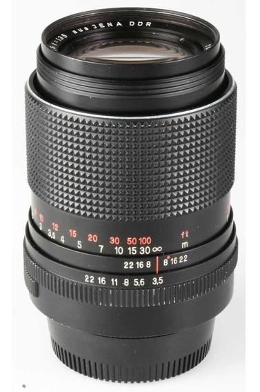Objetiva Jena Sonnar Mc 135mm F3.5 Ddr Para Nikon