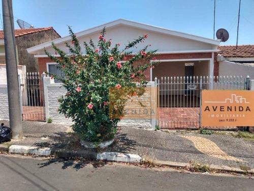 Casa Com 2 Dormitórios À Venda, 86 M² Por R$ 300.000,00 - Presidente Médice - Paulínia/sp - Ca1233