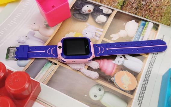 Reloj Inteligente Localizador Para Niños Niñas