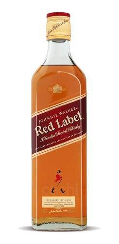 Whisky Johnnie Walker Red Label 500cc