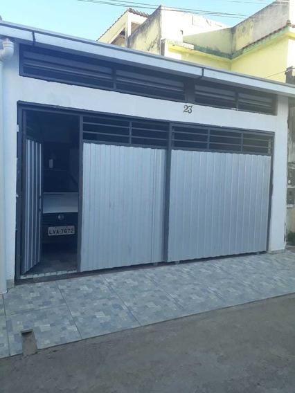 Vendo 1 Casa Na Colônia Santo Antônio Em Barra Mansa