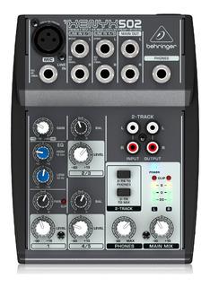 Consola Behringer Xenyx 502