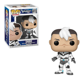 Funko Pop! - Voltron - Shiro (34192) - (473)