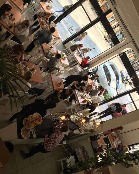 Venta Fondo De Comercio Café Bar En Caballito!!!