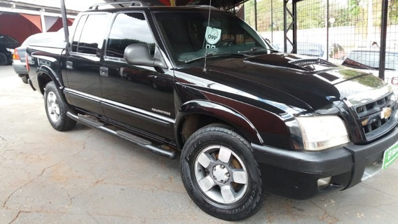 Chevrolet Gm S10 Advantage 2.4 Preto 2008