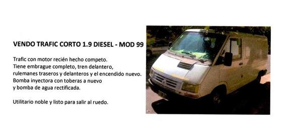 Aa Renault Trafic 1999 Diesel