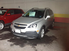 Chevrolet Captiva Sport 2015 5p Ls L4 2.4 Aut