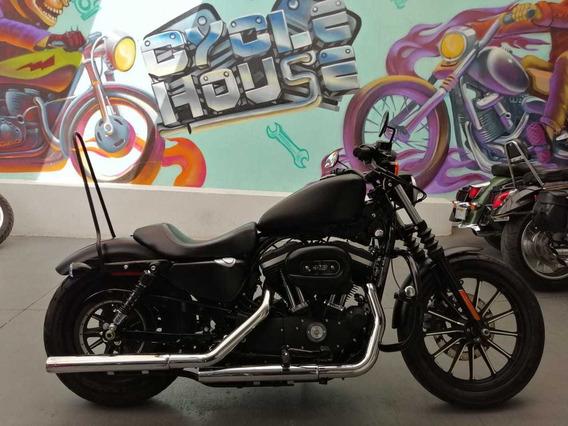 Harley-davidson Iron 883 2015 Titulo Limpio Checala!!!