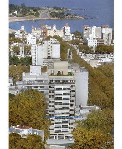 Apartamento De 2 Dormitorios Con Patio Venta En Parque Rodó