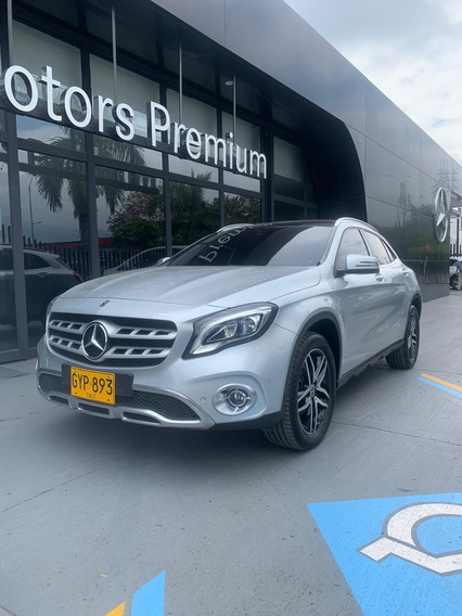 Mercedes Benz Gla 200 At Cuero 2020 - 10530km