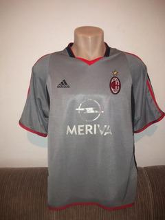 Camiseta De Futebol Do Milan
