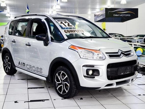 Citroen Aircross Glx 1.6 Flex 16v 5p Mec. Flex Manual