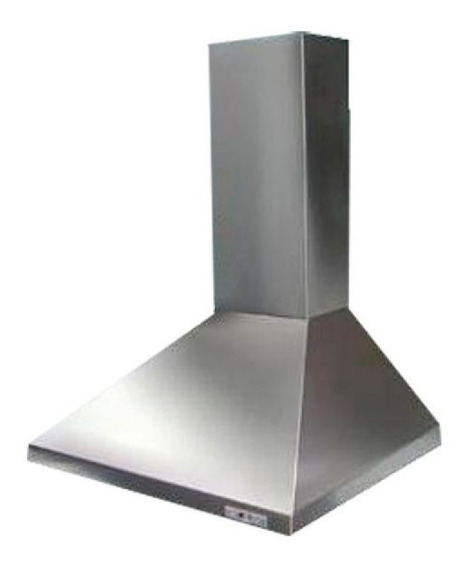 Campana Extractora De Cocina Piramidal Acero Inox 60cm