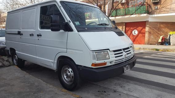 Renault Trafic Diesel Modelo 2001