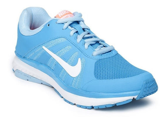 Tenis Nike Dart Xii Azul Mujer Originales