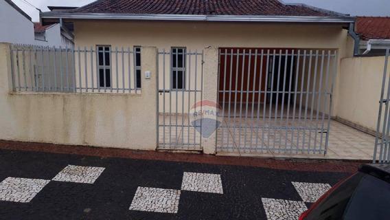 Casa Para Locação Com 3 Dormitórios Na Cidade De Sumaré - Ca0281