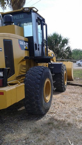 Maquinaria Pesada Cargador Frontal Caterpillar 938 G