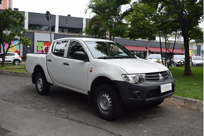 L200 Triton Gl 3.2 Diesel 4x4, Único Dono, Oportunidade.