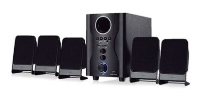 Home Theater Leadership 0423 5.1 80w Rms
