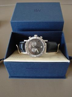 Raymond Weil W1 Parsifal Chronograph Date Sin Uso Reloj