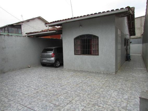Casa 02 Dormitórios, Lado Praia Em Agenor De Campos