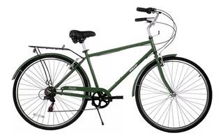 Bicicleta Philco Toscana Rodado 28 Verde 700c Cuotas