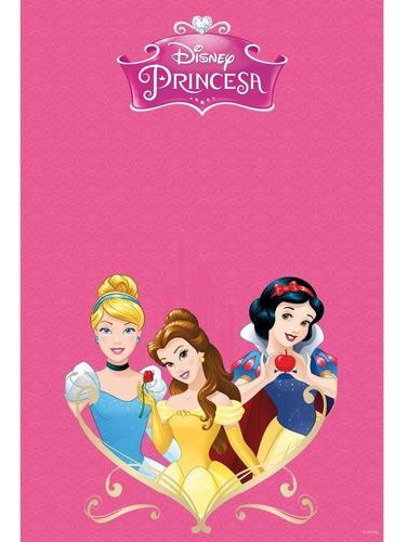 Saco P/presente Princesas Disney 31x17,5cm C/40 Un.