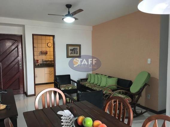 Apartamento Residencial Para Locação, Parque Balneário São Francisco, Cabo Frio. - Ap0596