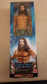 Aquaman Truemoves De Mattel