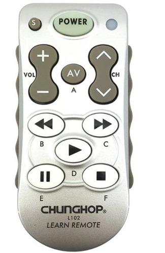 Control Remoto Universal (clona Tus Teclas De Control)