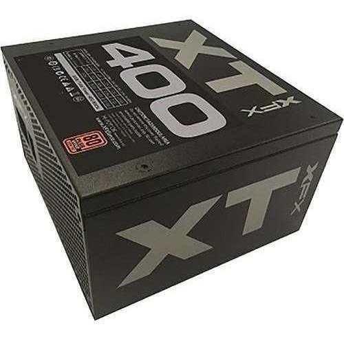 Fonte 400w Xfx Xt80+bronze Full P1-400b-xtfr