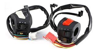 Interruptor De Arranque Electrico Para Manubrio De Motocicle
