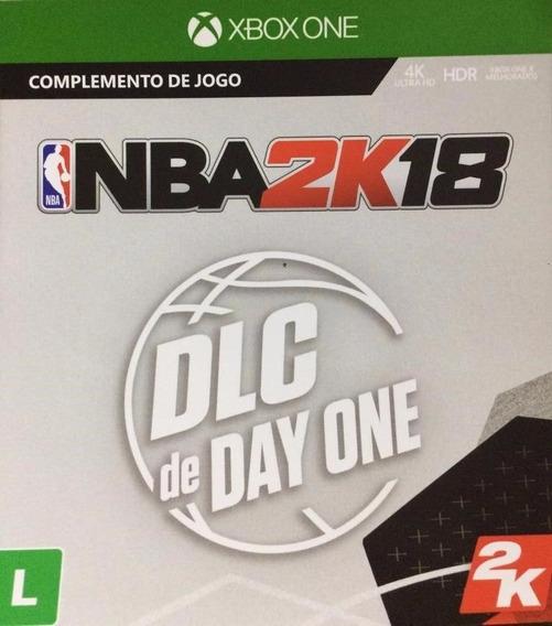 Dlc - Nba 2k18 - Xbox One