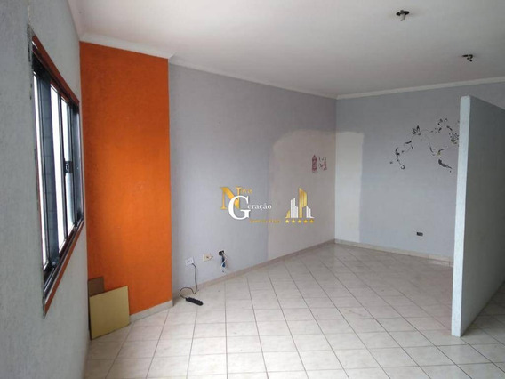 Kitnet Com 1 Dormitório À Venda, Por R$ 128 Mil - Tupi - Praia Grande/sp - Kn0194