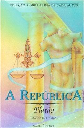 Livro A República - Platão