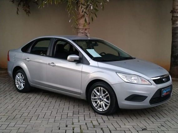 Focus Sedan 1.6 Gl Sedan 8v Flex 4p Manual