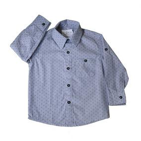 Camisa Infantil Masculina - Pouca Idade