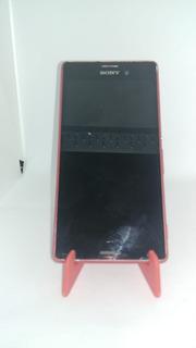 Celular Sony M4 Aqua 16gigas Vermelho