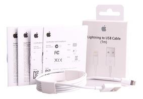 Lote De 10 Cables Usb Originales 1metro Para iPhone 5,5s,6,7