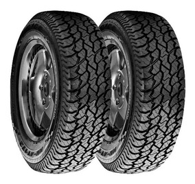 Paquete De 2 Llantas 255/70 R16 Mirage Mr-at172 111t