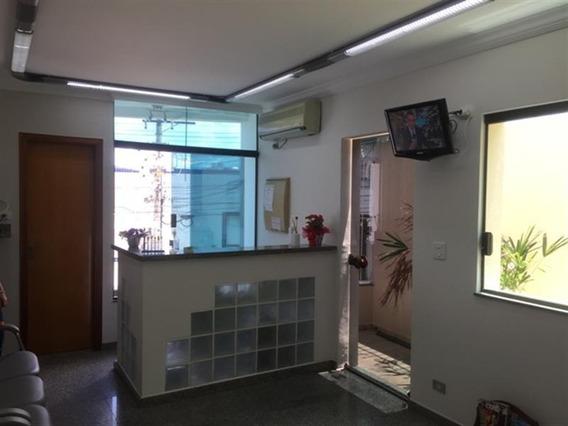 Sala Comercial Com 10m². - 13099