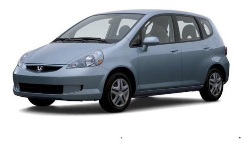 (4) Sucata Honda Fit 2006 Automático (retirada Peças)