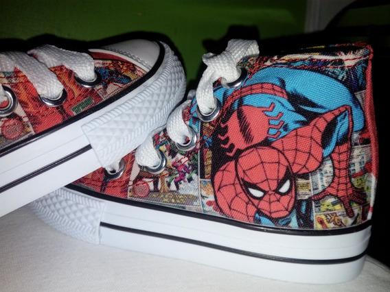 Tenis Vichiz - Spider Man