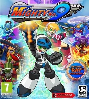 Mighty No 9 ~ Ps3 Digital Español