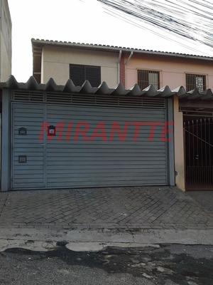 Sobrado Em Vila Nova Mazzei - São Paulo, Sp - 324037