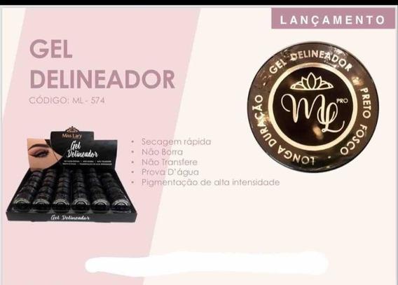 Gel Delineador Miss Lary Ml 574 C/36