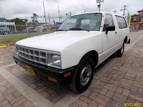 Chevrolet Luv 1.6cc Mt Sa